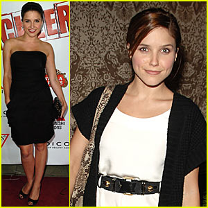 Sophia Bush is Toronto Film Festival Fun