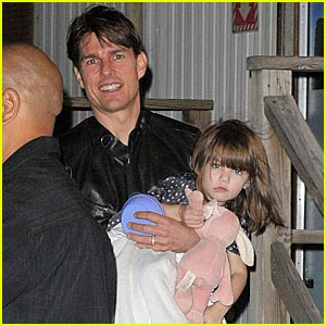 Suri Cruise is in Helicopter Heaven