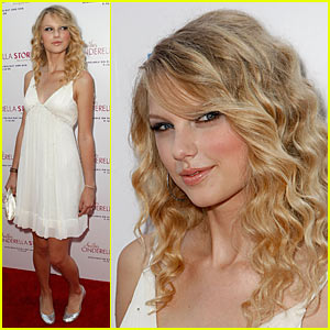 Another Cinderella Story For Taylor Swift