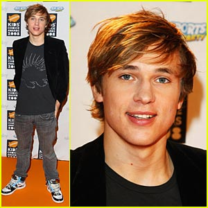 William Moseley is Nickelodeon Nice