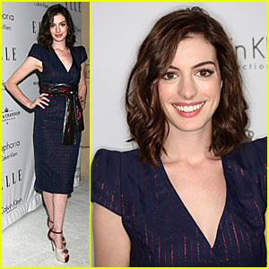 Anne Hathaway Joins Alice In Wonderland