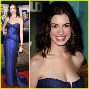 Anne Hathaway is Zac Posen Pretty