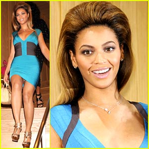 Beyoncé Has an Eight Million Dollar Smile