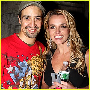 Britney Spears Hits Broadway