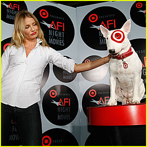 Cameron Diaz: Who Let The Dogs Out?