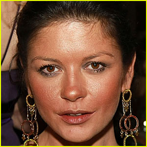 Catherine Zeta-Jones is Tired