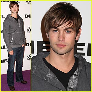 Chace Crawford is a Diesel Dude