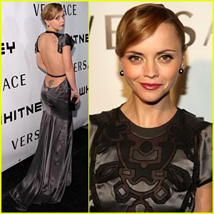 Christina Ricci Wows At The Whitney