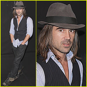 Colin Farrell is Fedora Friendly