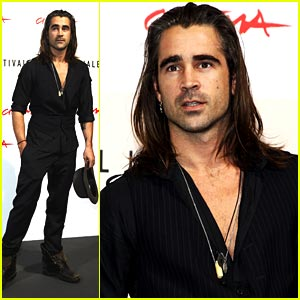 Colin Farrell is Full of Pride
