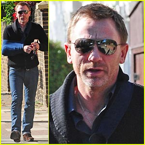 Daniel Craig is Plastic Surgery Positive