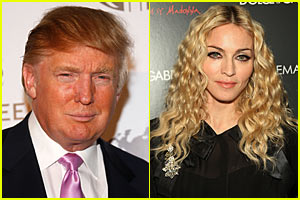 Donald Trump to Madonna: You're Stupid!