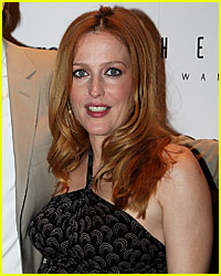 Gillian Anderson Welcomes A Baby Boy