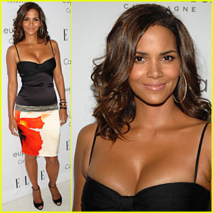 Halle Berry Honored By Elle Magazine