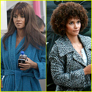 Halle Berry: Hair Today, Gone Tomorrow