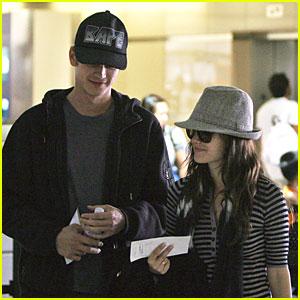 Hayden and Rachel are LAX Lovers