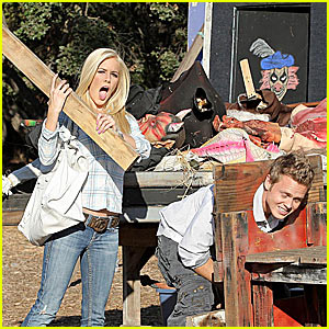 Heidi Montag: Chop Off Spencer's Head!