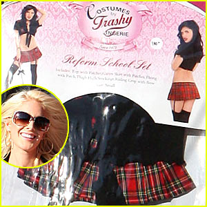 Heidi Montag Has Trashy Halloween Plans