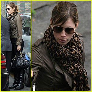 Jessica Biel is Wedding-Ready