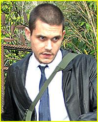 John Mayer's Birthday Suit
