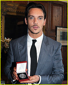 Jonathan Rhys Meyers Honored At Trinity College