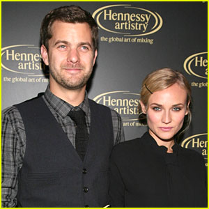 Joshua Jackson and Diane Kruger Go To Gotham