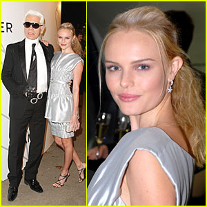 Kate Bosworth Channels Chanel