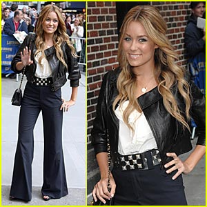 Lauren Conrad is Saks Sexy