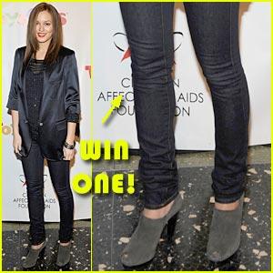 Win Leighton Meester's Earl Jeans