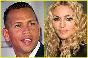 Madonna & A-Rod Romantically Involved?