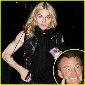 Madonna's Divorce: Official!