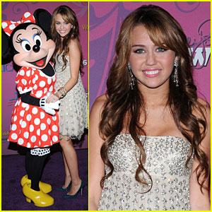 Miley Cyrus Celebrates Sweet Sixteen Early