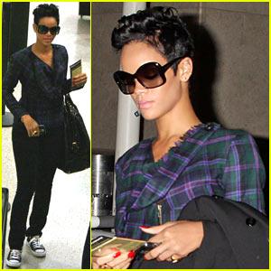 Rihanna is a Baldi Babe