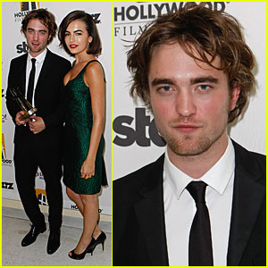 Robert Pattinson Heats Up Hollywood