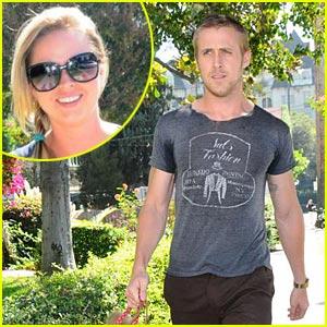 Ryan Gosling's Dog Walk