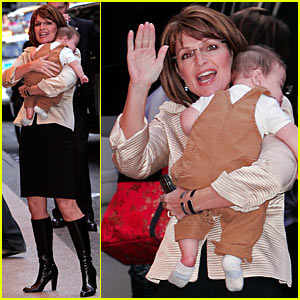 Sarah Palin Prepares For SNL