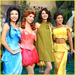 Selena Gomez is a Fairy Princess