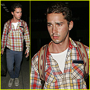 Shia LaBeouf Makes a House Call
