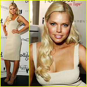 Sophie Monk Launches Hollywood Fashion Shapes