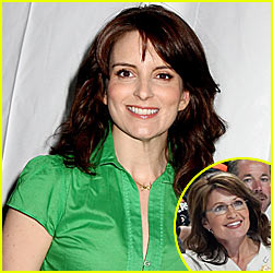 Tina Fey: I'm 'Done' If Sarah Palin Wins