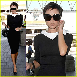 Victoria Beckham: From LAX To London