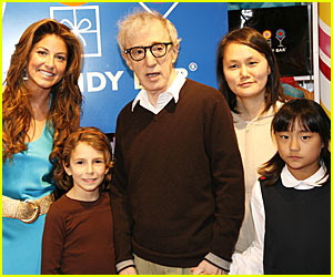 Woody Allen Relaunches Dylan's Candy Bar
