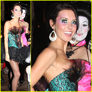 Audrina Patridge is a Halloween Hottie