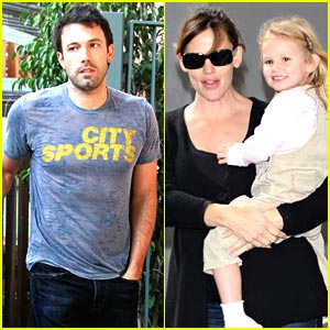 Ben Affleck & Jennifer Garner Have The Perfect Family