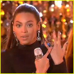 Beyonce Has A Cyborg Finger
