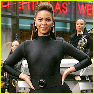 Beyonce is Skintight Sexy