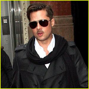 Brad Pitt is Michael Kors Cool