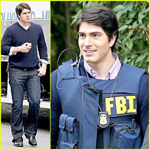 Brandon Routh Does The 'Unthinkable'