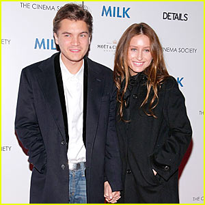 Brianna Domont: Emile Hirsch Is My Man!