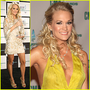 Carrie Underwood: Female Vocalist of the Year